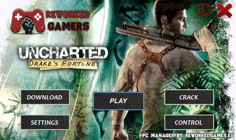 скачать игру uncharted через торрент на pc на русском