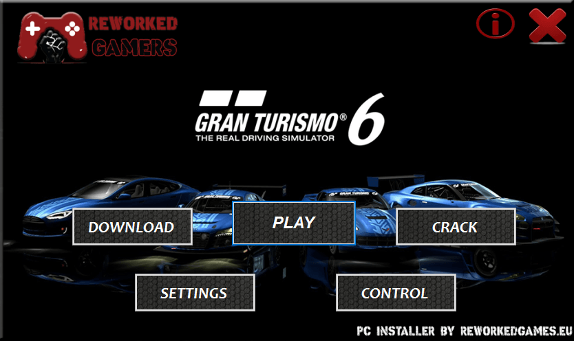 Download now gran turismo 6 patch 1. 06 to add multi-monitor.