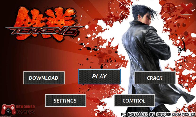 download psp games iso tekken 6