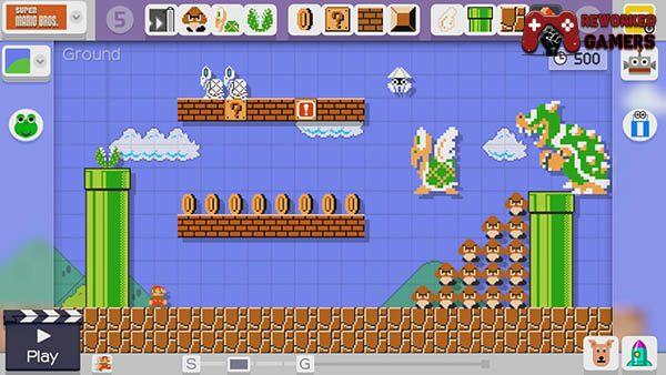 Super Mario Maker PC Download   Reworked Games