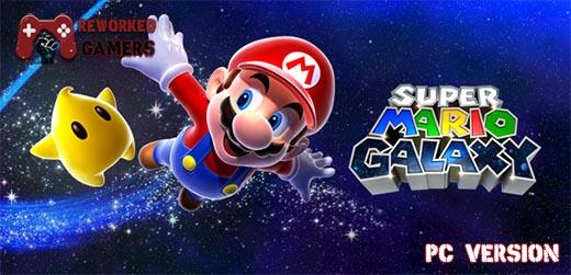 Super Mario Galaxy PC Download | Reworked Games