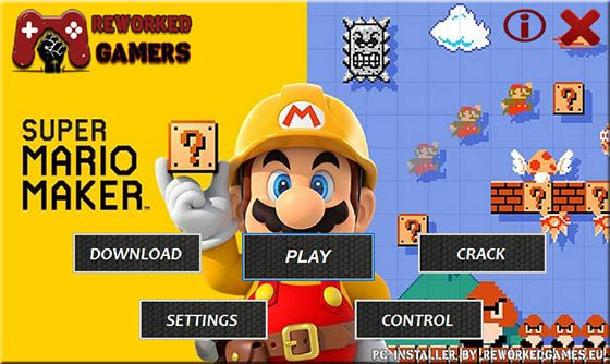 Super Mario Maker PC Download | Reworked Games