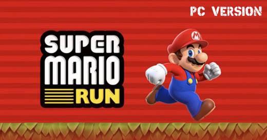Super Mario Run PC Download
