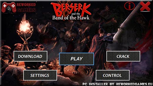 Berserk and the Band of the Hawk PC Download • Reworked Games