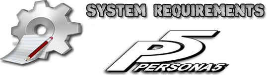 Persona 5 Full System