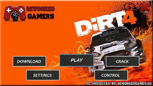 dirt 4 pc download reworked games. Black Bedroom Furniture Sets. Home Design Ideas