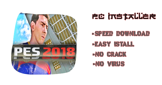 download pes 2018 pc + full game crack for free
