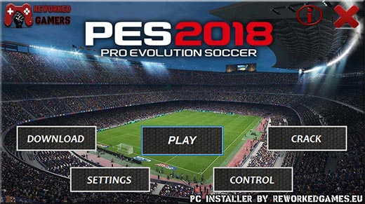 pro evolution soccer 2018 download key