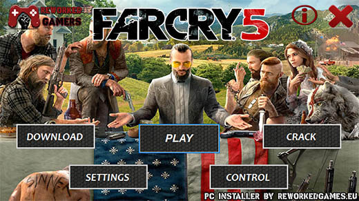 Far Cry 5 PC Full Version