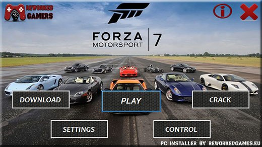 forza motorsport 7 pc download rewored games. Black Bedroom Furniture Sets. Home Design Ideas