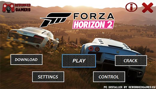 forza horizon 2 pc download reworked games full pc. Black Bedroom Furniture Sets. Home Design Ideas