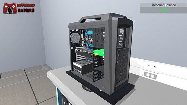 PC Building Simulator ISO Download