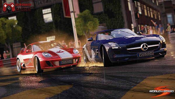 World of Speed Screen 1