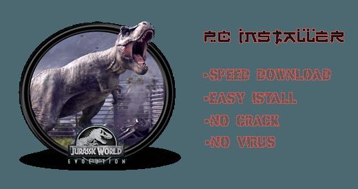 keygen jurassic world evolution pc
