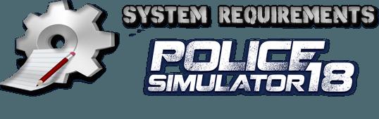 licence key police simulator 2018