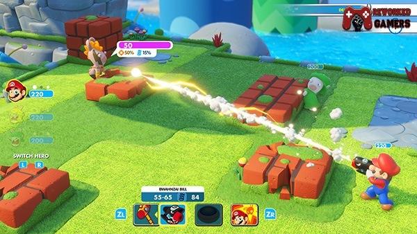 Mario Rabbids Kingdom Battle PC ISO Image Download