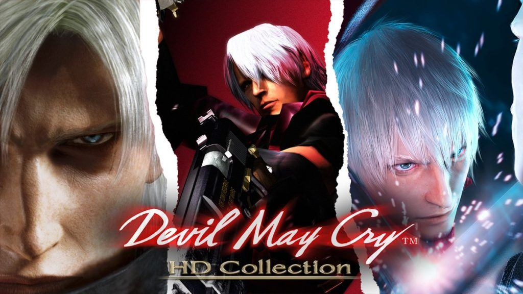 Devil May Cry HD Collection PC Download