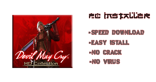 Devil May Cry HD Collection on PC Download