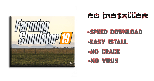 Farming Simulator 19 PC Installer Futures