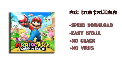 Mario Rabbids Kingdom Battle PC Installer Futures