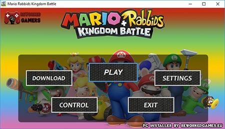 Mario Rabbids Kingdom Battle PC Installer Download