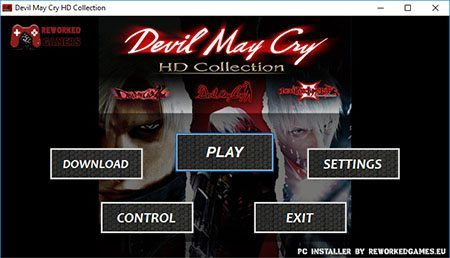 Devil May Cry HD Download