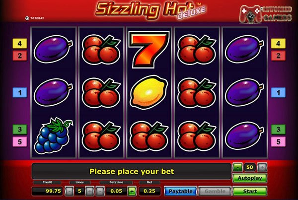 sizzling hot 7 pc download