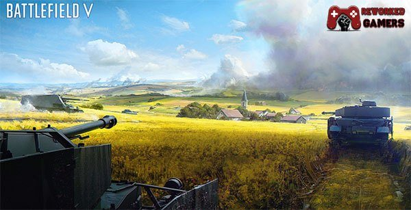 Battlefield V Game Screen 1