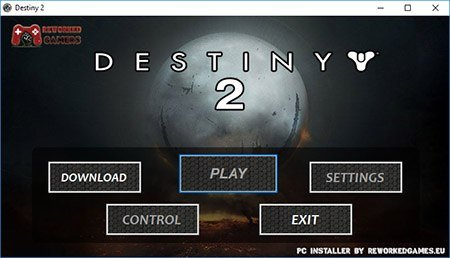 Destiny 2 PC Installer Download