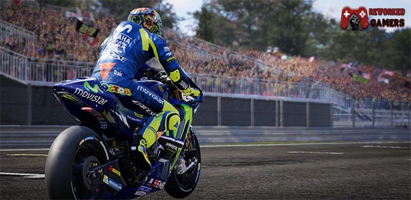 MotoGP 18 Screen