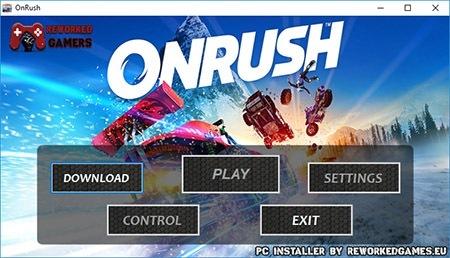 OnRush Game Repack PC Installer