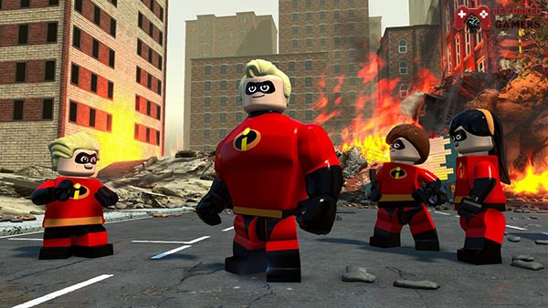 LEGO The Incredibles Download Screen 1