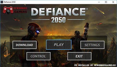 Defiance 2050 download install manager