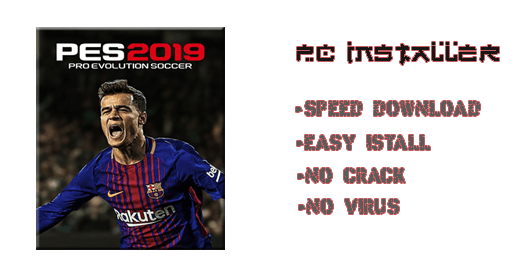 PES 2019 PC Download • Reworked Games