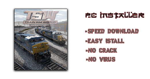 Train Sim World PC Game Download Free