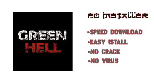 Green Hell Download for PC