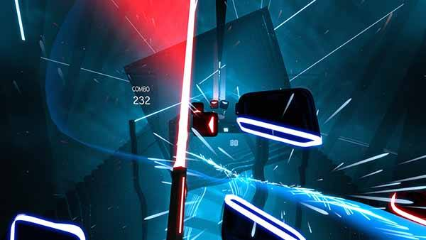 Beat Saber Screen