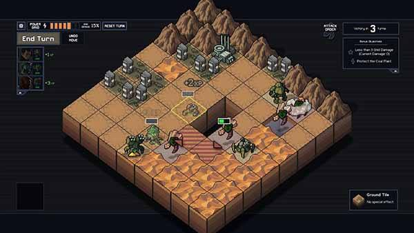 Into the Breach Screen