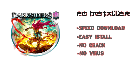 Darksiders 3 Download For PC