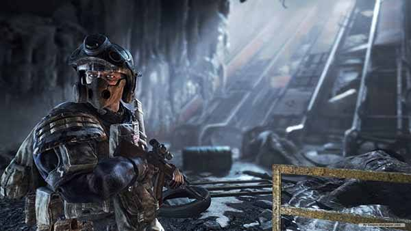 Metro 2033 Redux Screen Game