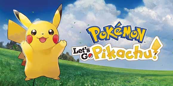 Pokemon Let's Go Pikachu Download