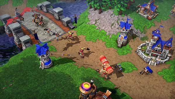 Warcraft III Reforged Screen