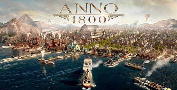 Anno 1800 For PC