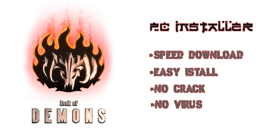 Book of Demons Download Games