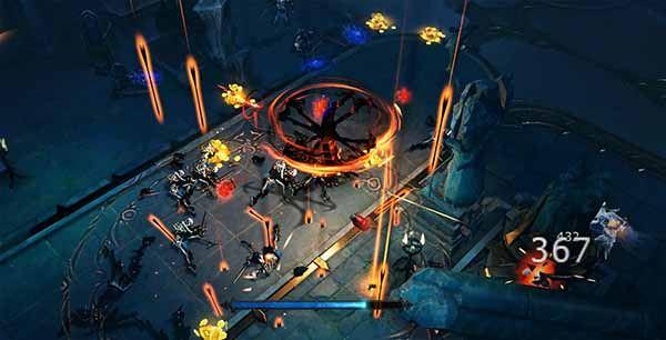 Diablo Immortal Download Screen