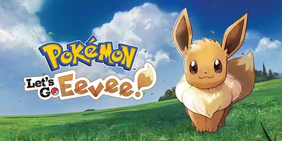 Pokemon Lets Go Eevee Download