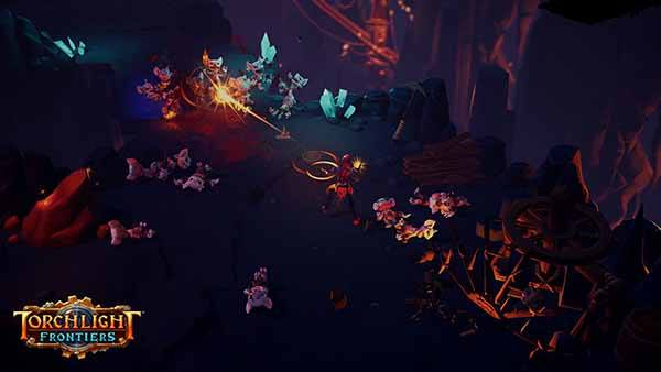 Torchlight Frontiers Download Games