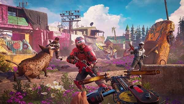 Far Cry New Dawn Download Screen Game