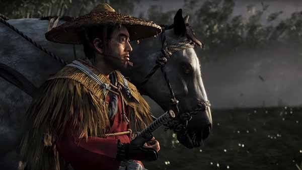 Ghost of Tsushima Download Screen 2