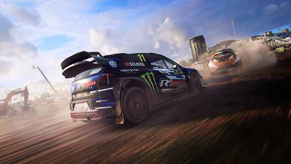 DiRT Rally 2 Download Screen